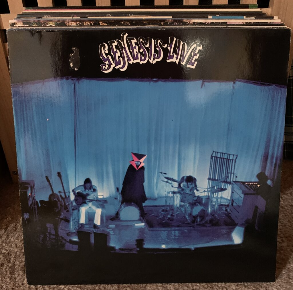 30 records in 30 days. a challenge. Day 2: Genesis