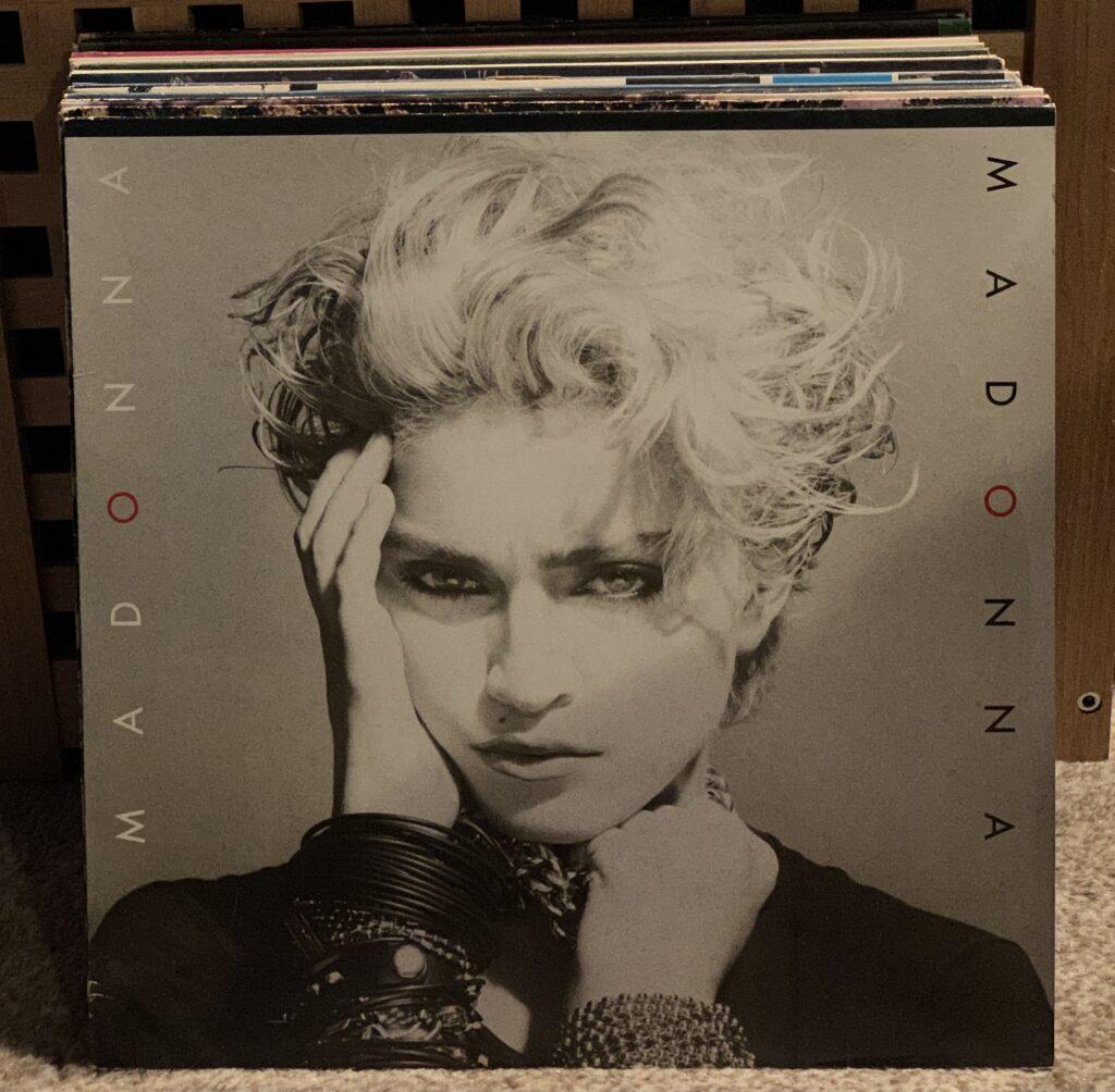 A Challenge: 30 Platten in 30 Tagen/30 records in 30 days, Madonna Debut Album