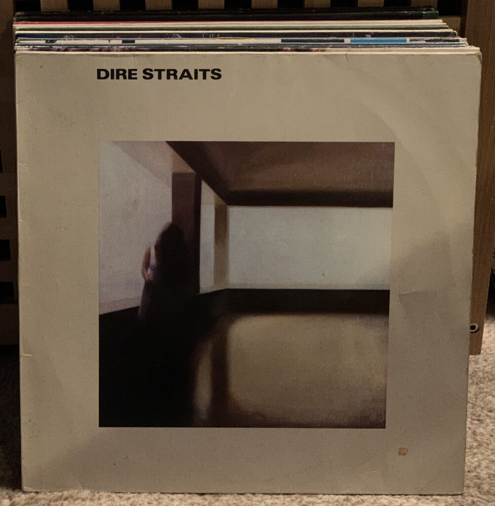 A Challenge: 30 Platten in 30 Tagen/30 records in 30 days Dire Straits, Debut Album