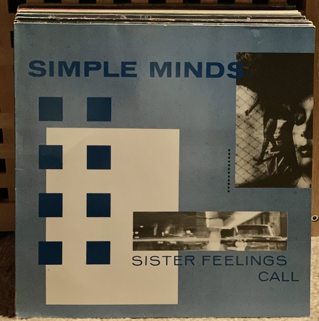 30 Platten in 30 Tagen/30 records in 30 days: Simple Minds, Sister Feelings Call