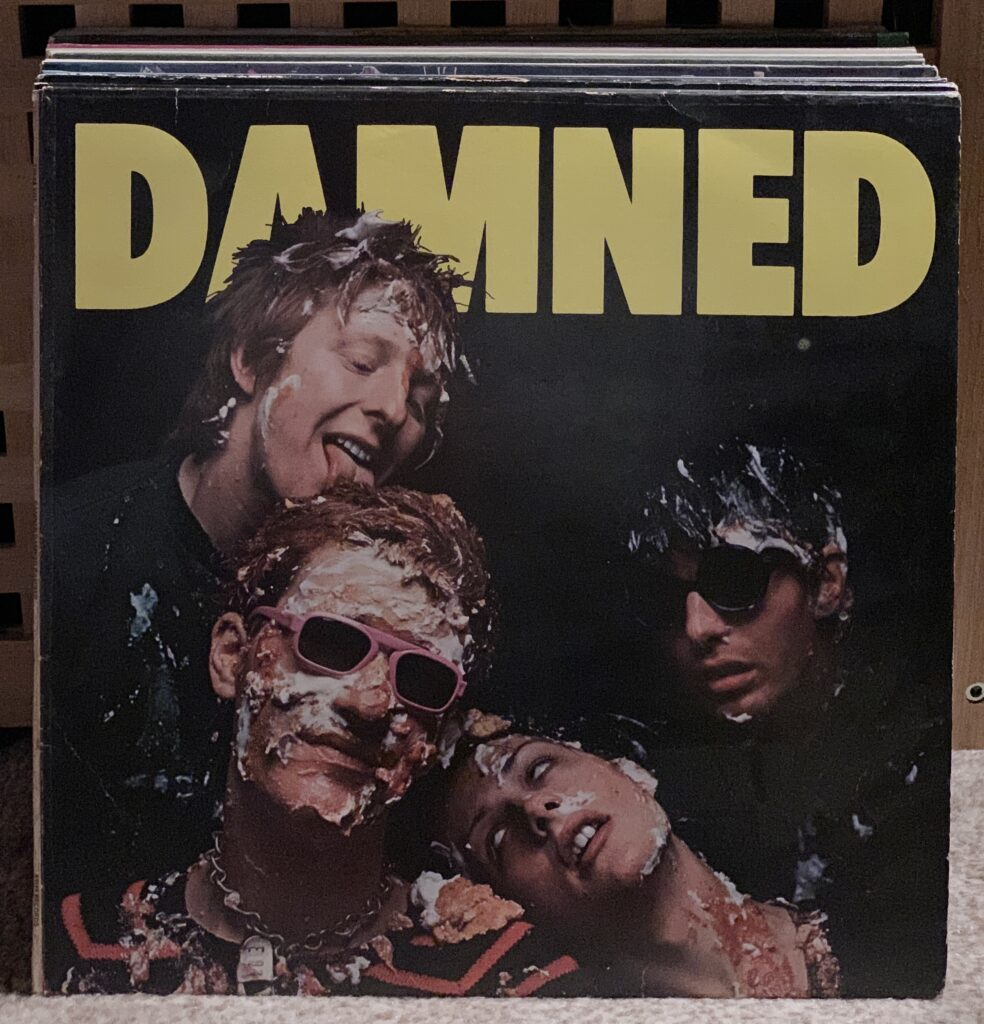 A Challenge: 30 Platten in 30 Tagen/30 records in 30 days: Damned, Debut Album