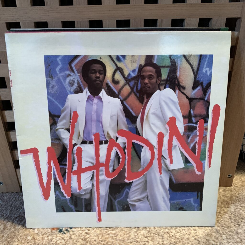 A Challenge: 30 Platten in 30 Tagen / 30 records in 30 days Whodini, Debut