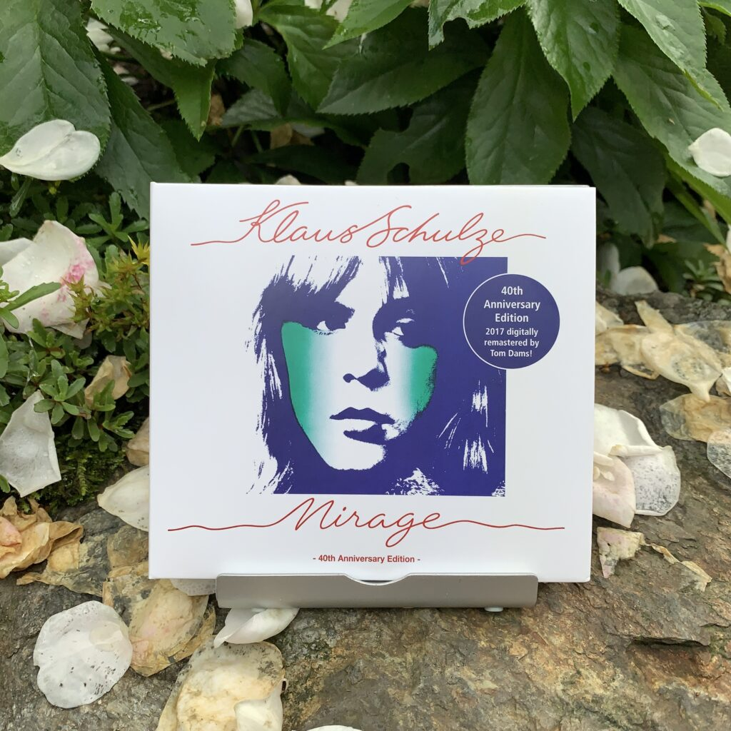 One Track or Album per Week, Number 2: Klaus Schulze, Mirage.