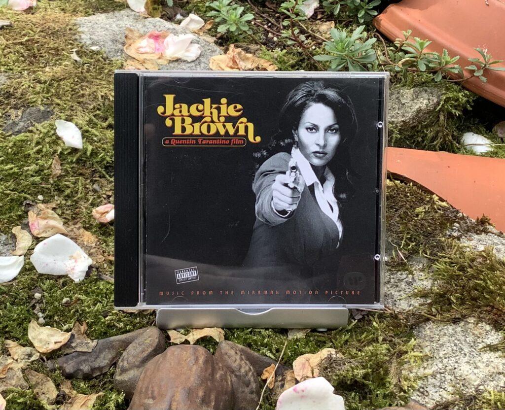 One Track or Album per Week, Number 3: Jackie Brown, Soundtrack.
