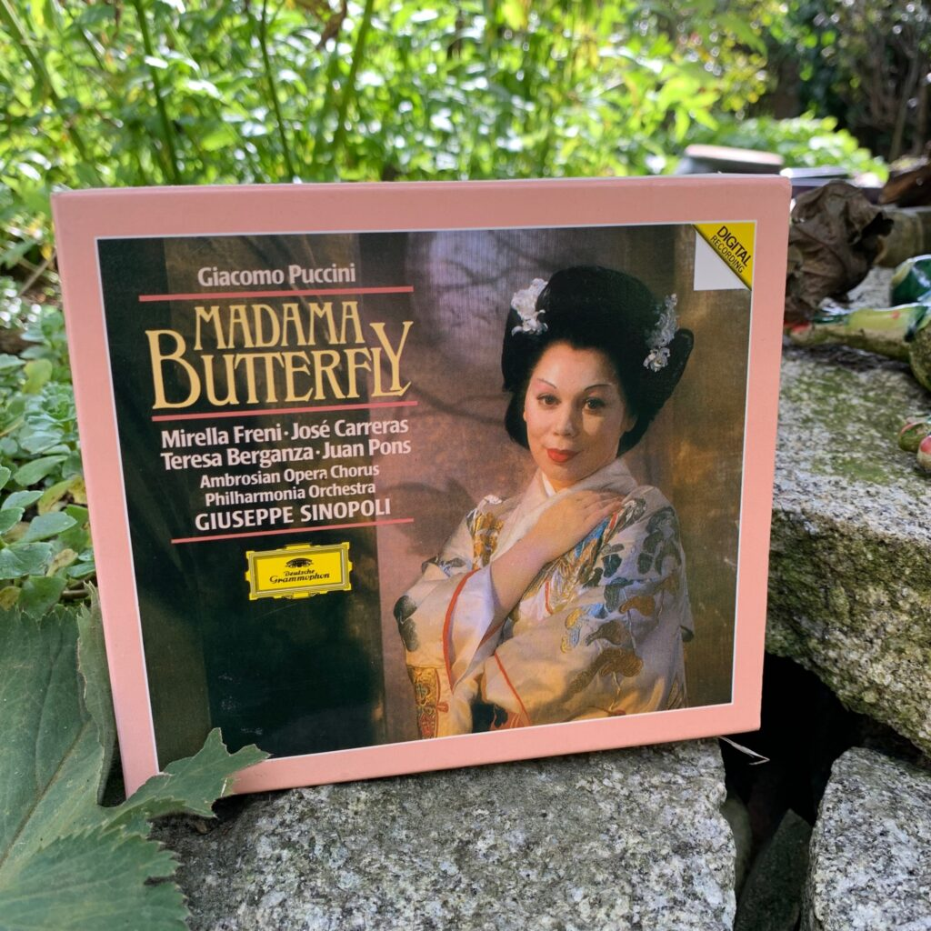 One Track or Album per Week, Number 10: Puccini - Madame Butterfly.